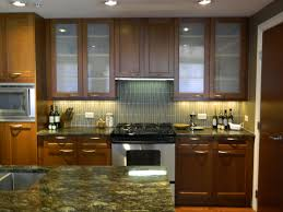 Kitchen Cabinets Glass Inserts Home Decor Upper Corner Kitchen Cabinet Cabinet Door With Glass