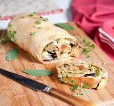 cuisine été recette strudel trop bon aux légumes d été recette veggie strudel