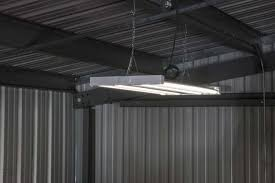 how to hang a fluorescent light building electrical conduit lighting installation