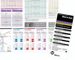 Metro Time Table Linda Sum Design