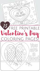 Free Printable Valentine S Day Coloring Pages For Adults And Kids Day Printable Coloring Pages
