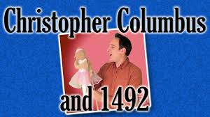christopher columbus and 1492 learning video for children youtube