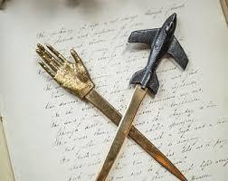 letter opener etsy