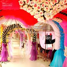 decoration for indian wedding indian wedding decorations online thejeanhanger co