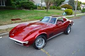 1968 chevrolet corvette for sale 1968 chevrolet corvette stingray coupe 383 s match 5 speed