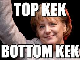 Top Kek Meme - basically the opposite kek know your meme