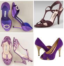wedding shoes purple a wedding addict purple wedding shoes