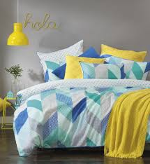 quilt cover set by bianca