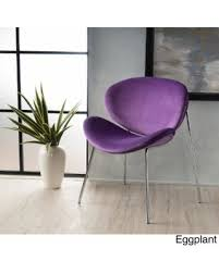 Microfiber Accent Chair Snag This Fall S Sale 10 Janet Mauve Microfiber Accent Chair