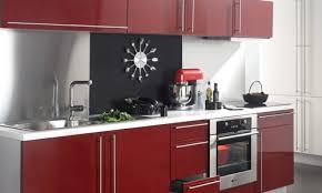 cuisine noir et gris cuisine noir et size of incroyable cuisine
