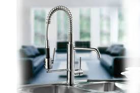style kitchen faucets mico 7714 pro chef industrial or commercial style kitchen faucet