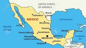 Tijuana Mexico Map Popular 184 List Guadalajara Mexico Map