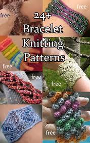 bracelet patterns free images Bracelet knitting patterns in the loop knitting jpg