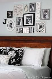 best 25 bedroom gallery walls ideas on wall decor