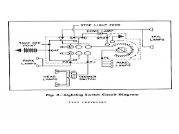 1951 chevy wiring a light switch 3 way switch light wiring diagram