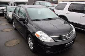 nissan tiida 2008 price 2008 nissan versa xl 4 door sedan black vin 3n1bc11e78l426494