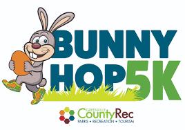 easter bunny trail hop 5k u2013 race 2 of greenville dirt series