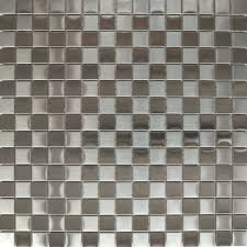 Floor Tiles Uk by Small Square Metal Tiles Metal Mosaic Tiles 300x300x5mm Tiles