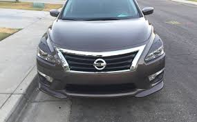 nissan altima 2013 modified modifying front bumper nissan forums nissan forum
