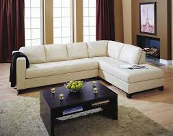 Tan And Grey Living Room by Living Room Contemporary Tan Living Room With White Leather Sofa