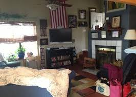 American Flag Living Room by Holiday Décor U2013 Page 4 U2013 Ugly House Photos