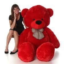 big teddy bright cuddles 72 size plush teddy teddy