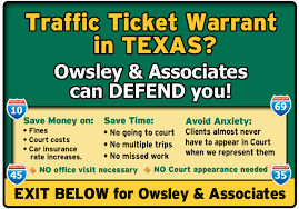 Bench Warrant Procedures Texas Traffic Ticket Warrants And Failure To Appear Attorney