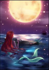 ariel mermaid disney zerochan anime image board