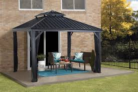 Gazebo Patio by Sun Shelters Solariums And Outdoor Furniture Sojag