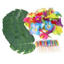 hawaiian luau party luau party supplies ebay