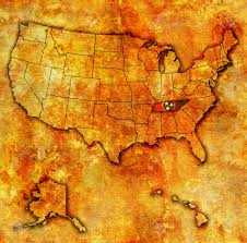 Map Of Tennessee And Surrounding States by Georgia Map Map Of Georgia Usa Detailed Ga Map United States Of