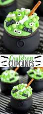 cauldron cupcakes hosting a halloween party this year or need a