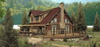 cabin home designs impressive log cabin home designs and floor plans also outdoor