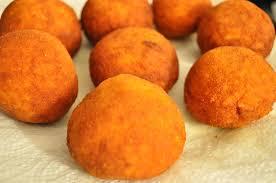 cuisine sicilienne arancini arancini di riso de beppe barone fattoria delle torri à modica les