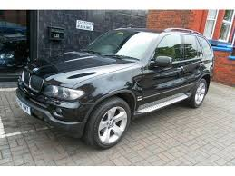 bmw x5 black for sale used bmw x5 2004 black paint diesel 3 0d sport 5dr auto 4x4 for