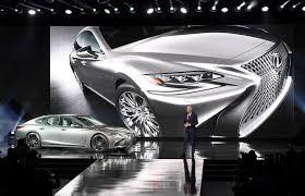 all new lexus ls luxury all new 2018 lexus ls reimagines global flagship sedan