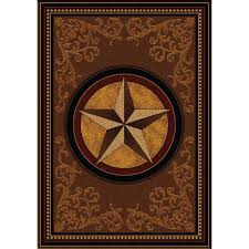 Western Style Area Rugs Western Area Rug Tapinfluence Co