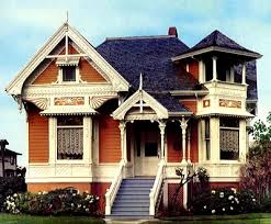Queen Anne House Plans Historic So Beautiful Minus The Colour Historic Preservation Historic
