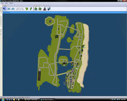 Gta World Map Mod The Sims Vice City New 4th Beta Available August 17 2011