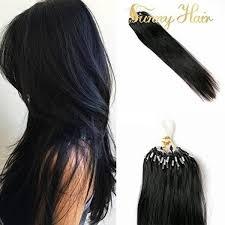 micro ring hair extensions micro ring human hair extension micro loop hair extension on sale