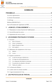 regle d hygi鈩e en cuisine plan de maitrise sanitaire pdf