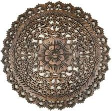 carved wood wall carved wood wall decor decorative floral wall