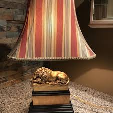 ethan allen lighting sale find more ethan allen lion l for sale at up to 90 off