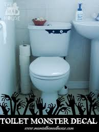 Monsters For Halloween by Toilet Monster For Halloween Mum In The Madhouse
