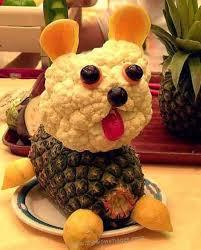 Pineapple Decoration Ideas Interesting And Creative Food Decoration Ideas