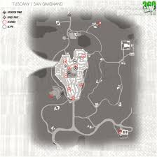 Assassin S Creed 2 Map Acii In Memory Of Petruccio Achievement In Assassin U0027s Creed The