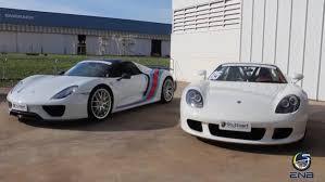 porsche 918 gt porsche gt vs porsche 918 spyder top speed