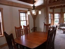 Craftsman Style Interior Craftsman Dining Room Dining Room Craftsman Dining Room Lighting