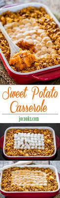 sweet potato casserole jo cooks