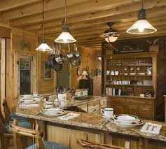 rustic interiors bring the atmosphere of the village to your
